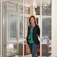 insectenwering voor ramen en deuren