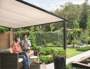 terrasoverkappingen voor elke tuin een oplossing. Black Bedroom Furniture Sets. Home Design Ideas