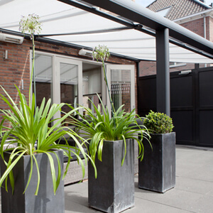 Pallazzo verandadak type 3