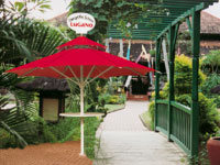 Weinor horeca parasols